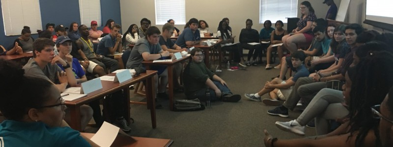 Lab LLC Alumni share their wisdom at the first LLC event of the year