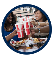 View Dining Options on Campus